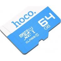 Κάρτα Μνήμης Hoco MicroSDHC 64GB Class 10
