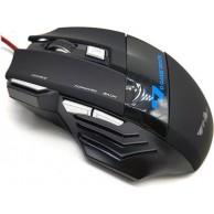 Ποντίκι Weibo X7 USB Gaming Mouse - Μαύρο