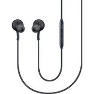 Samsung Original Tangle-Free Earphones Tuned by AK EO-IG955 3,5mm S8 G950,S8 Plus G955 black bulk