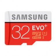 Κάρτα μνήμης Samsung Micro SDHC UHS-I 32GB EVO Plus Class 10 με αντάπτορα SD blister MB-MC32GA